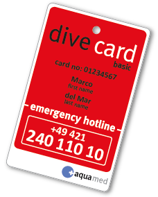 dive card basic